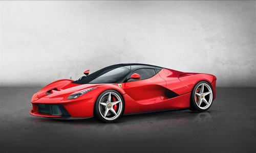 Foto der News Ferraris Unterstützung für die Erdbebenopfer