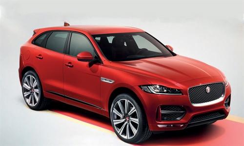 Foto der News Designpreis für Jaguar F-PACE bei der autonis-Leserwahl des Fachmagazins auto motor und sport