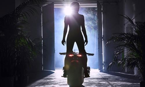 Foto der News The Great Escape. Das BMW Motorrad VISION NEXT 100 antizipiert das Motorrad der Zukunft.
