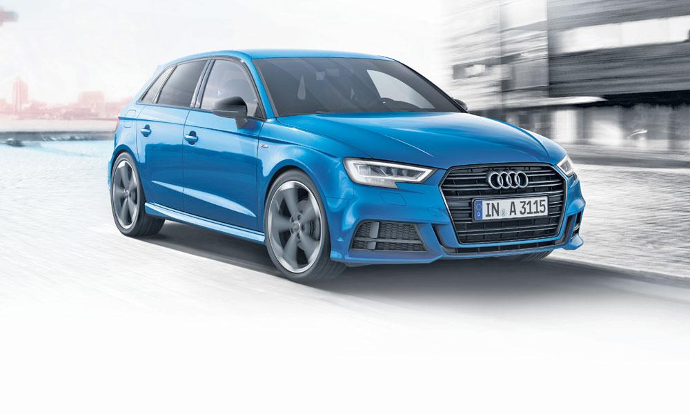 Anzeige: Der neue Audi A3 sound & style