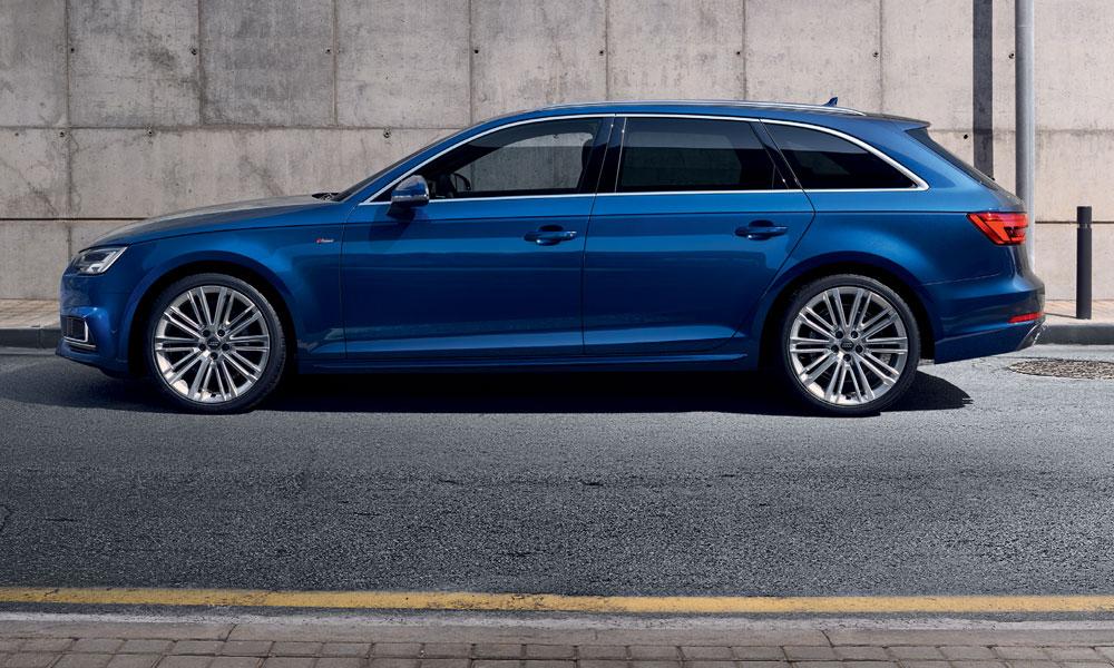 Anzeige: Der neue Audi A4. Technologie auf der Überholspur.