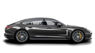 Der neue Panamera Turbo Executive