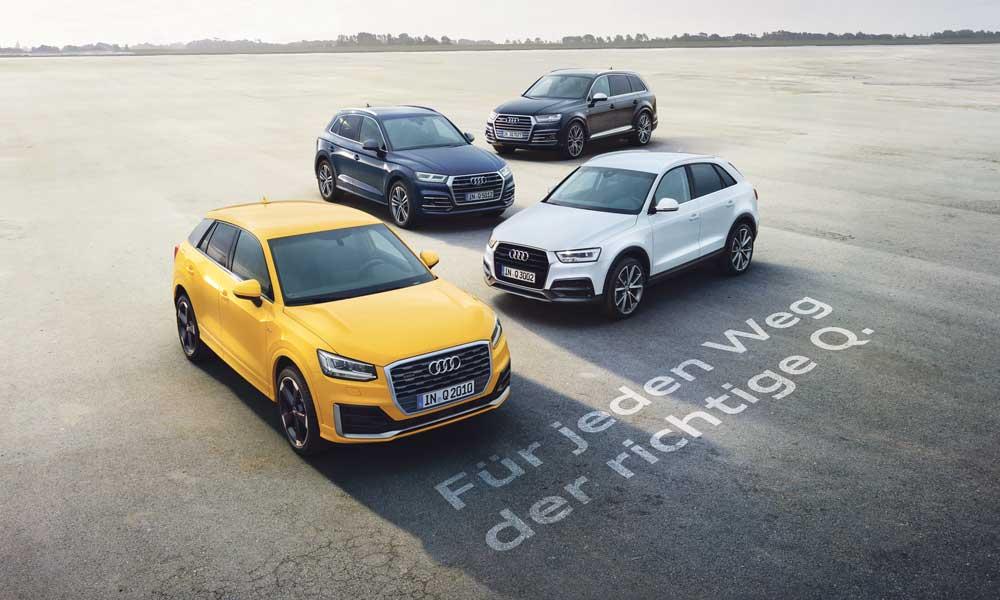 Anzeige: Grenzenlos gut – Die Audi Q Angebote.