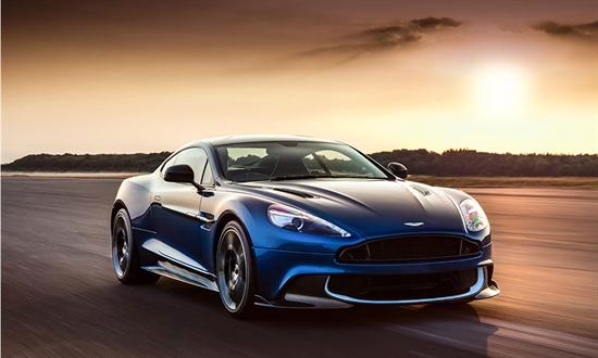 Bild der News Der Vanquish S bringt Aston Martins ultimativen Super GT auf eine neue Ebene