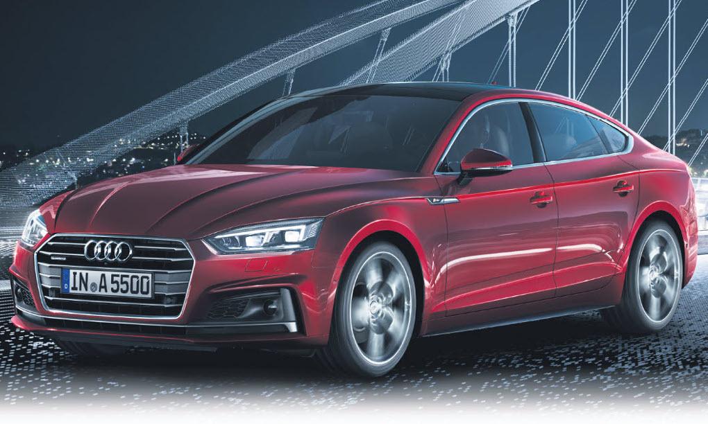 Anzeige: Der neue A5 Sportback