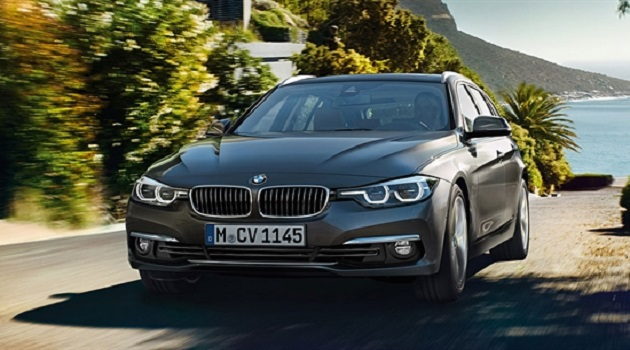 BMW 320i / 320d Touring