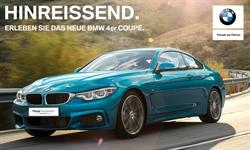 Foto der News Die neuen BMW 4er Modelle