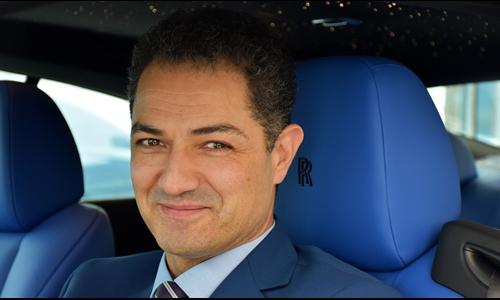 Foto der News Unser neuer Rolls-Royce Brand Manager