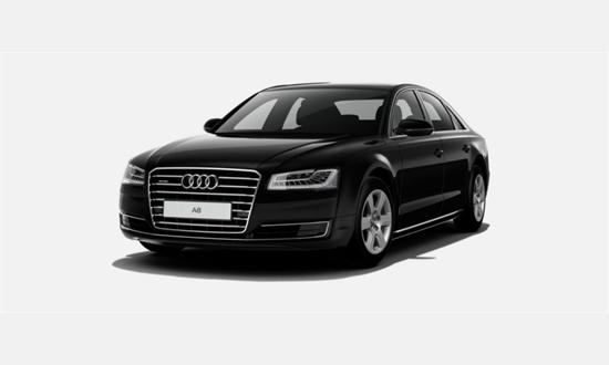 Foto des Serviceangebots Audi A8 Limousine 3.0 TDI quattro für 538,90€ im Monat