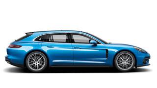 Der neue Panamera 4S Diesel Sport Turismo