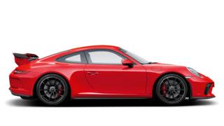 Der neue 911 GT3