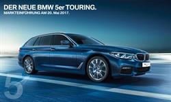 Foto der News Der neue BMW 5er Touring - Markteinführung am 20. Mai 2017.
