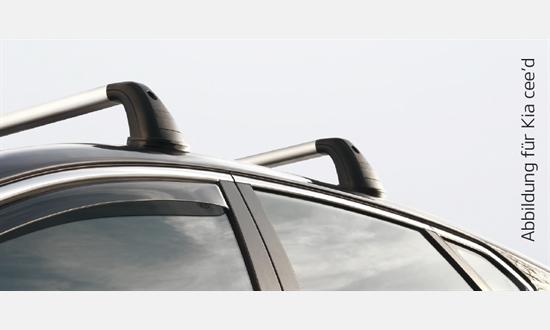 Foto des Zubehörangebots Dachträger-Basissystem Alu