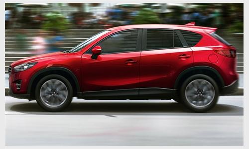 Foto der News Der neue Mazda CX-5