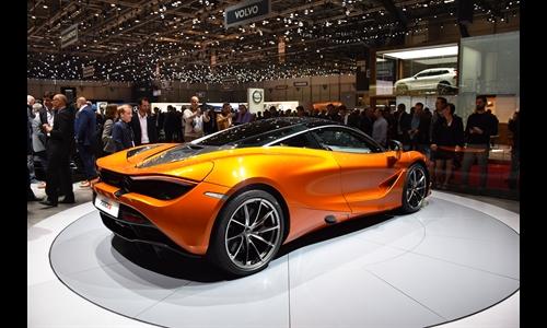 Foto der News Rückblick auf die Geneva International Motorshow 2017