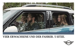 Foto der News Der neue MINI Countryman. Mehr Abenteuer.