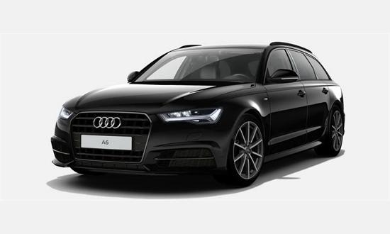 Foto des Serviceangebots Black Edition - Audi A6 Avant 2.0 TDI ultra für 299€ im Monat