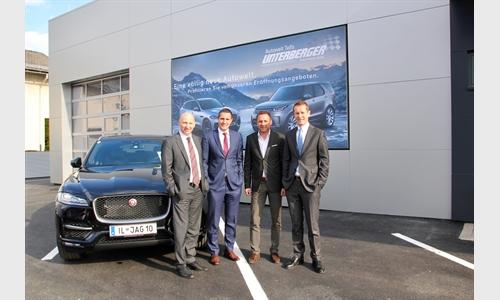 Foto der News Unterberger Automobile eröffnet vierte Autowelt in Telfs