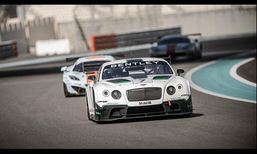Bentley Rennstreckenerlebnis