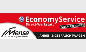 Foto der News EconomyService - Mense eröffnet Direktwerkstatt