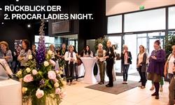 Foto der News Rückblick auf die 2. Procar Ladies Night.