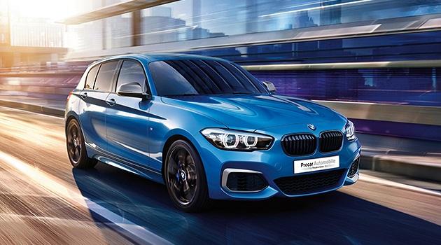 BMW 118i 5-Türer mit Anzahlung