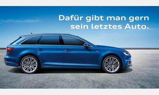 Foto des Serviceangebots Audi A4 Avant 1.4 TFSI für 145€ im Monat