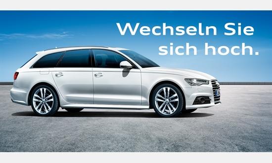 Foto des Serviceangebots Audi A6 Avant 1.8 TFSI ultra für 237,66€ im Monat