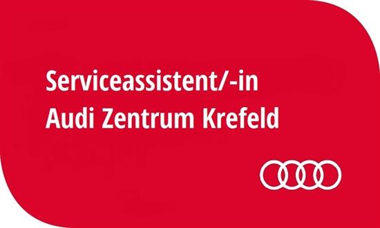 Foto des Stellenangebots Serviceassistent/-in im Audi Zentrum Krefeld