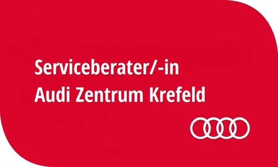 Foto des Stellenangebots Serviceberater/-in Audi Zentrum Krefeld