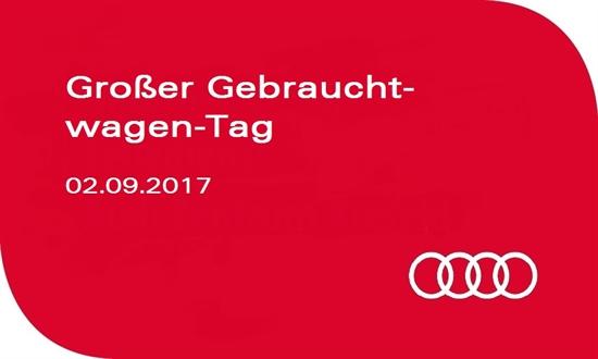 Foto des Events Gebrauchtwagen-Tag im Audi Zentrum Krefeld