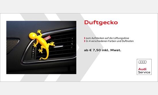 Foto des Zubehörangebots Audi Duftgecko