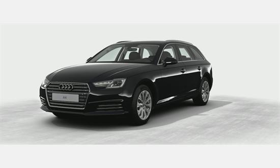Foto des Serviceangebots All in one - Audi A4 Avant 2,0 TDI für 349,90€ im Monat