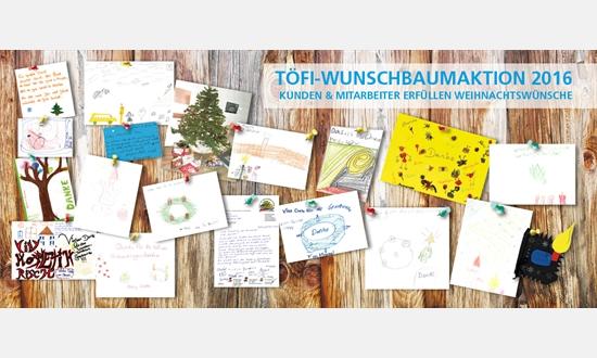 Foto der News TÖFI-WUNSCHBAUMAKTION 2016